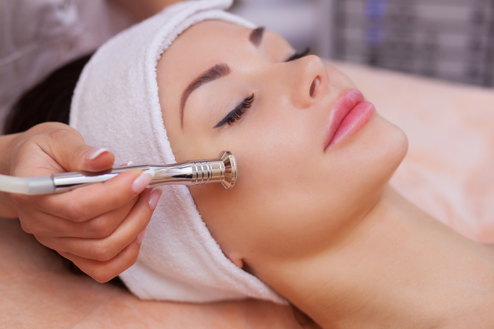 Microdermabrasion is a popular skincare procedure to brighten, refresh and smooth your skin.